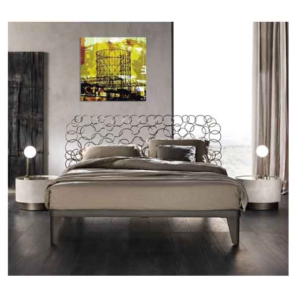 quadro camera-letto-Gazometro
